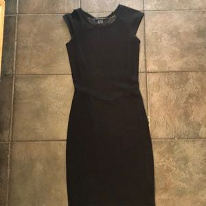 Classic French Connection Little Black Dress